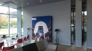 Self Service Kiosks at DiscoverYork Centre, Bennett Centre